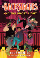 The Backstagers and the Ghost Light (Backstagers #1) Pdf/ePub eBook
