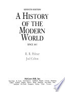 A History of the Modern World: Since 1815