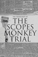 The Transcript of the Scopes Monkey Trial