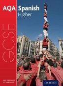AQA GCSE Spanish for 2016: Higher Student Book