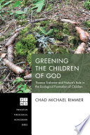 Greening The Children Of God Book PDF