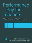 Performance Pay for Teachers