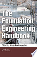 The Foundation Engineering Handbook Book PDF