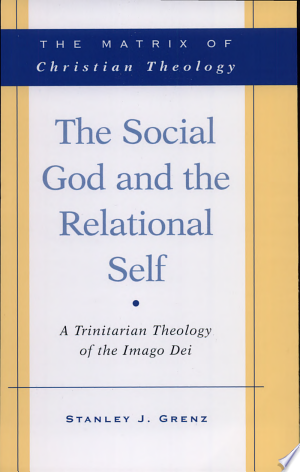The+Social+God+and+the+Relational+Self