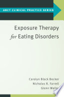 Exposure Therapy for Eating Disorders