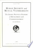 Human Security and Mutual Vulnerability