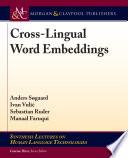 Cross-Lingual Word Embeddings