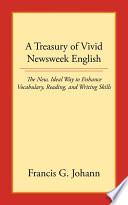 A Treasury Of Vivid Newsweek English