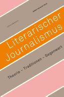 Literarischer Journalismus