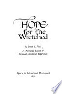 Hope for the Wretched Book PDF