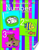 Mrs  E s Extraordinary Number Activities Book PDF