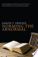 Norming the Abnormal