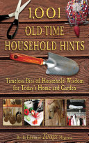 1 001 Old Time Household Hints