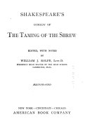 Rolfe s Shakespeare  Taming of the shrew