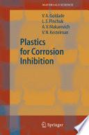 Plastics for Corrosion Inhibition Book