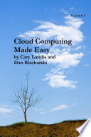 Cloud Computing Made Easy Book PDF