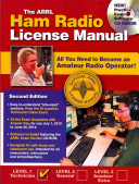 The ARRL Ham Radio License Manual Book
