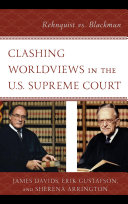 Clashing Worldviews in the U S  Supreme Court