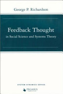 Feedback Thought in Social Science and Systems Theory
