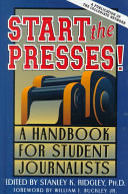 Start the Presses  Book