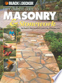 The Complete Guide To Masonry Stonework
