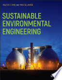 Sustainable Environmental Engineering Book PDF