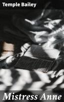 Mistress Anne Book