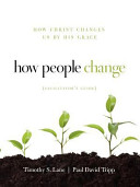 How People Change Facilitator s Guide Book