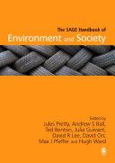 Pdf The SAGE Handbook of Environment and Society Telecharger