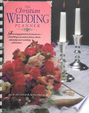 The Christian Wedding Planner