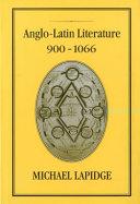 Anglo-Latin Literature