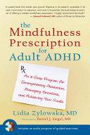 The Mindfulness Prescription for Adult ADHD [Pdf/ePub] eBook