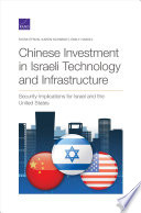 Chinese Investment in Israeli Technology and Infrastructure
