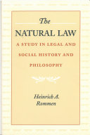 The Natural Law