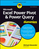 Excel Power Pivot   Power Query For Dummies