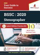 BSSC Stenographer 2020 | 10 Full-length Mock Test + Sectional | Practice Kit