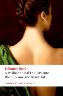 A Philosophical Enquiry into the Origin of our Ideas of the Sublime and the Beautiful Pdf