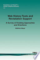Web History Tools and Revisitation Support Book