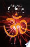 """Personal Panchanga"" by Komilla Sutton"