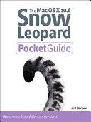 Mac OS X 10 6 Snow Leopard Pocket Guide