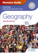 Cambridge International AS A Level Geography Revision Guide 2nd edition
