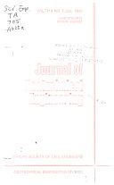 Journal of Geotechnical Engineering Book