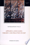 Applied Languages: Theory and Practice in ESP