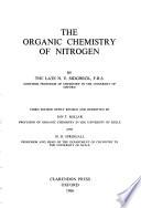 The organic chemistry of nitrogen