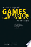 Games Game Design Game Studies