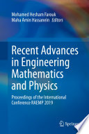 Recent Advances In Engineering Mathematics And Physics Book PDF