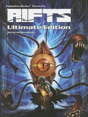 Rifts Role Playing Game