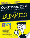 List of Quickbooks Dummies E-book