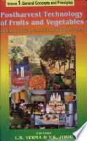 Postharvest Technology Of Fruits And Vegetables General Concepts And Principles Book PDF