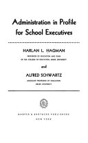 Administration in Profile for School Executives